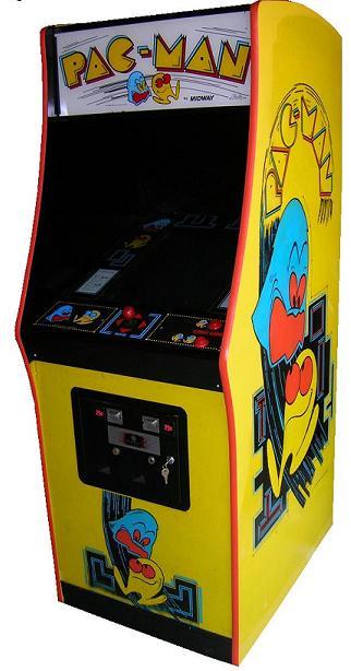 Partner company Innovative Amusements refurbishes vintage arcade games....